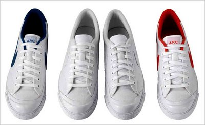 A.P.C. Nike All Court 1975