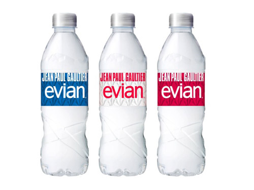 Evian x Jean Paul Gautier