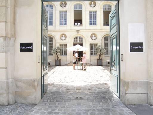Capsule Paris
