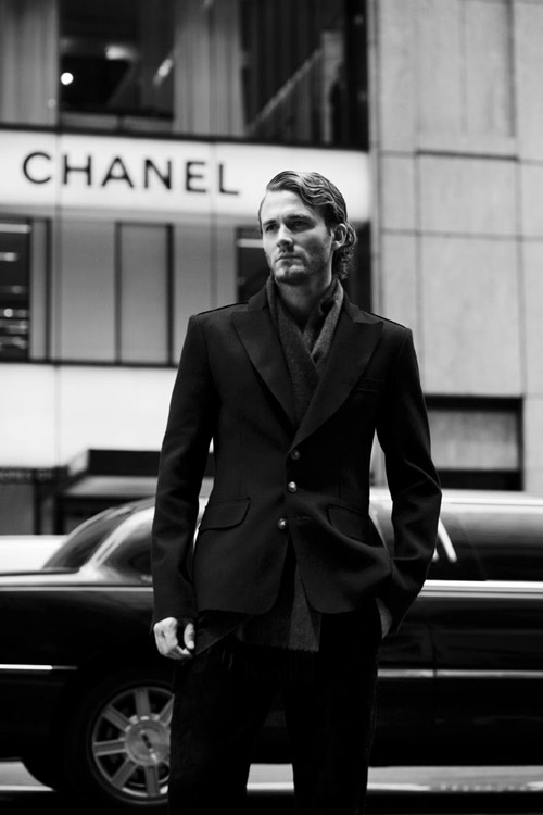 Chanel par The Sartorialist