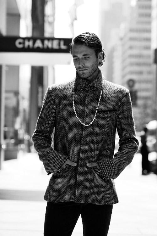 Chanel par The Sartorialist