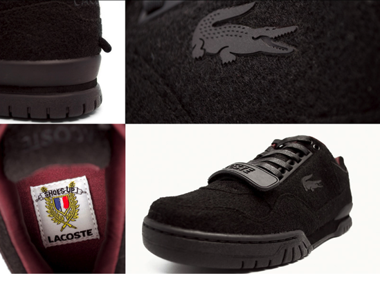 Lacoste x Shoes up