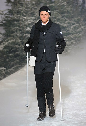moncler homme ski