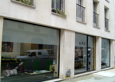 A.P.C. rue Madame