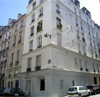 A.P.C. rue Vieille du Temple