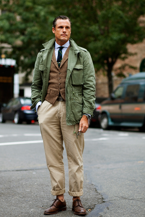 M51 - Photo par Scott Schuman (thesartorialist.blogspot.com)