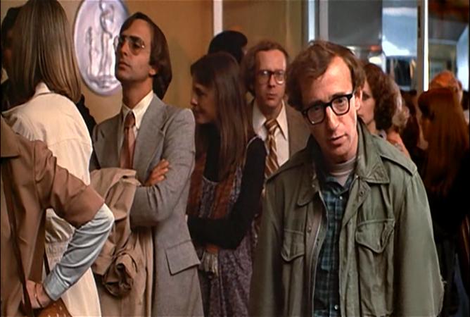 Woody Allen en M51 - Annie Hall