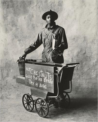 Irving Penn - Chestnuts